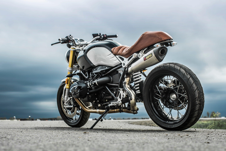 BMW R nine T – retro motorcycle