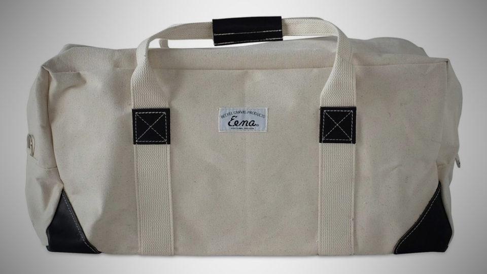 Beckel Canvas Products War Bag