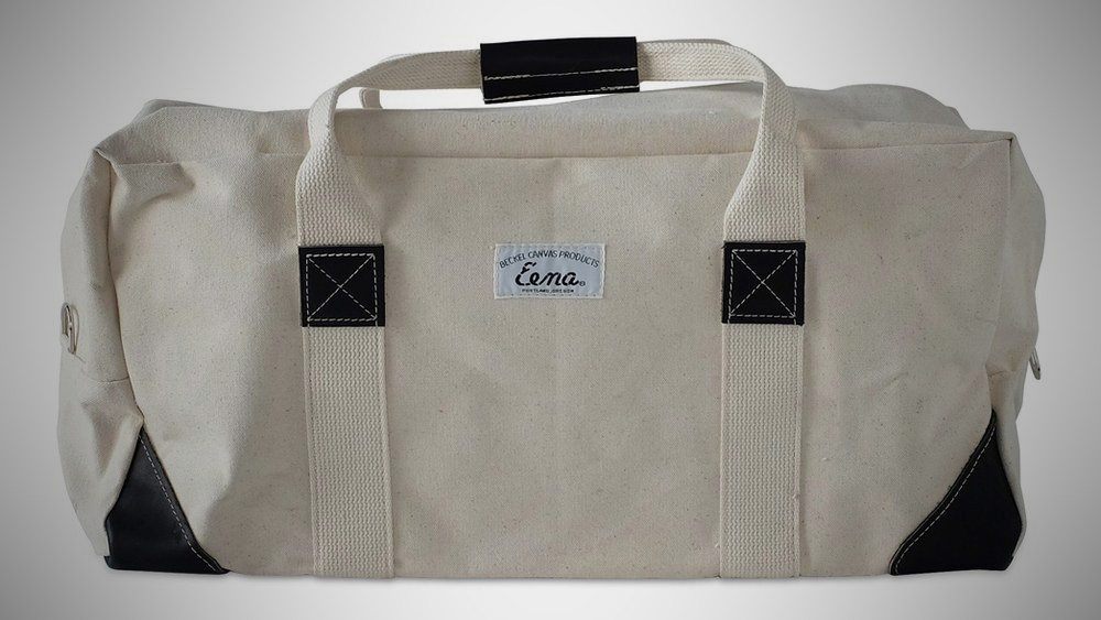 Beckel Canvas Products War Bag – weekender for men