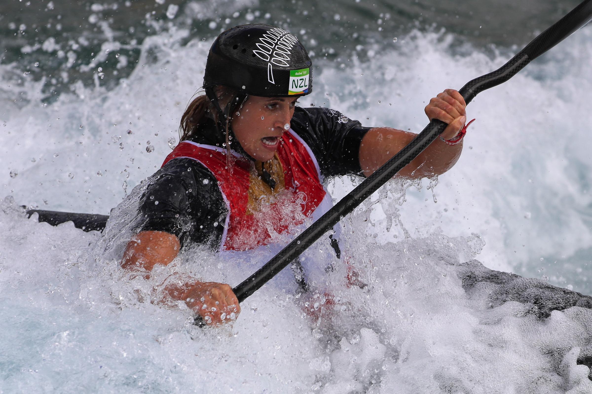 Canoe Kayak Slalom – strange olympic sport