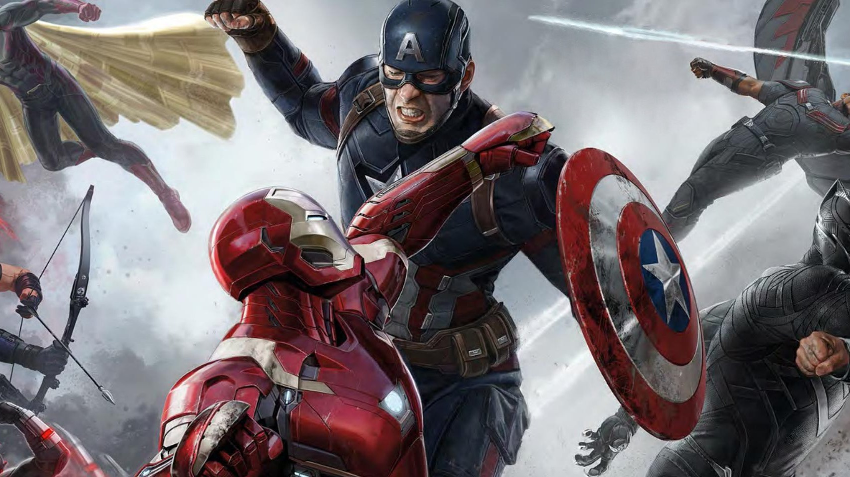 Captain America: Civil War – best action movie for men