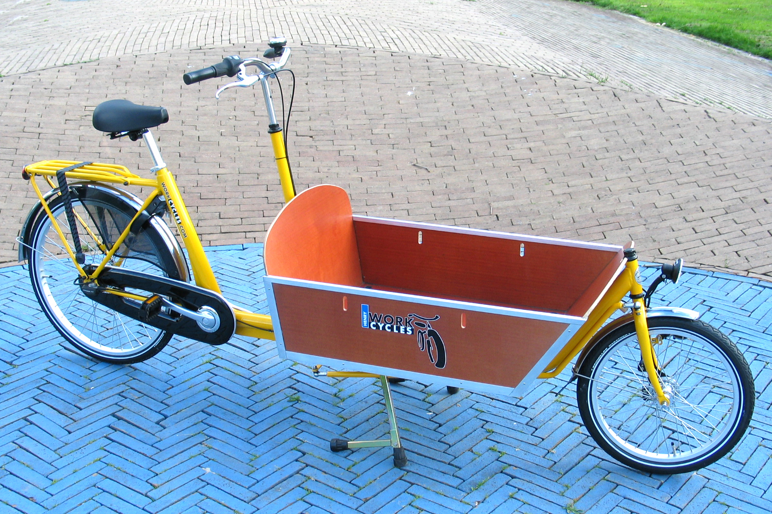 Cargo – types of bicycle