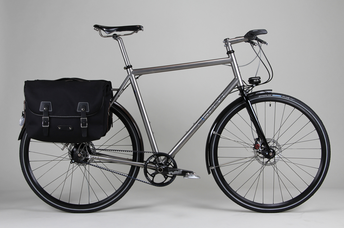 Commuter – types of bicycle