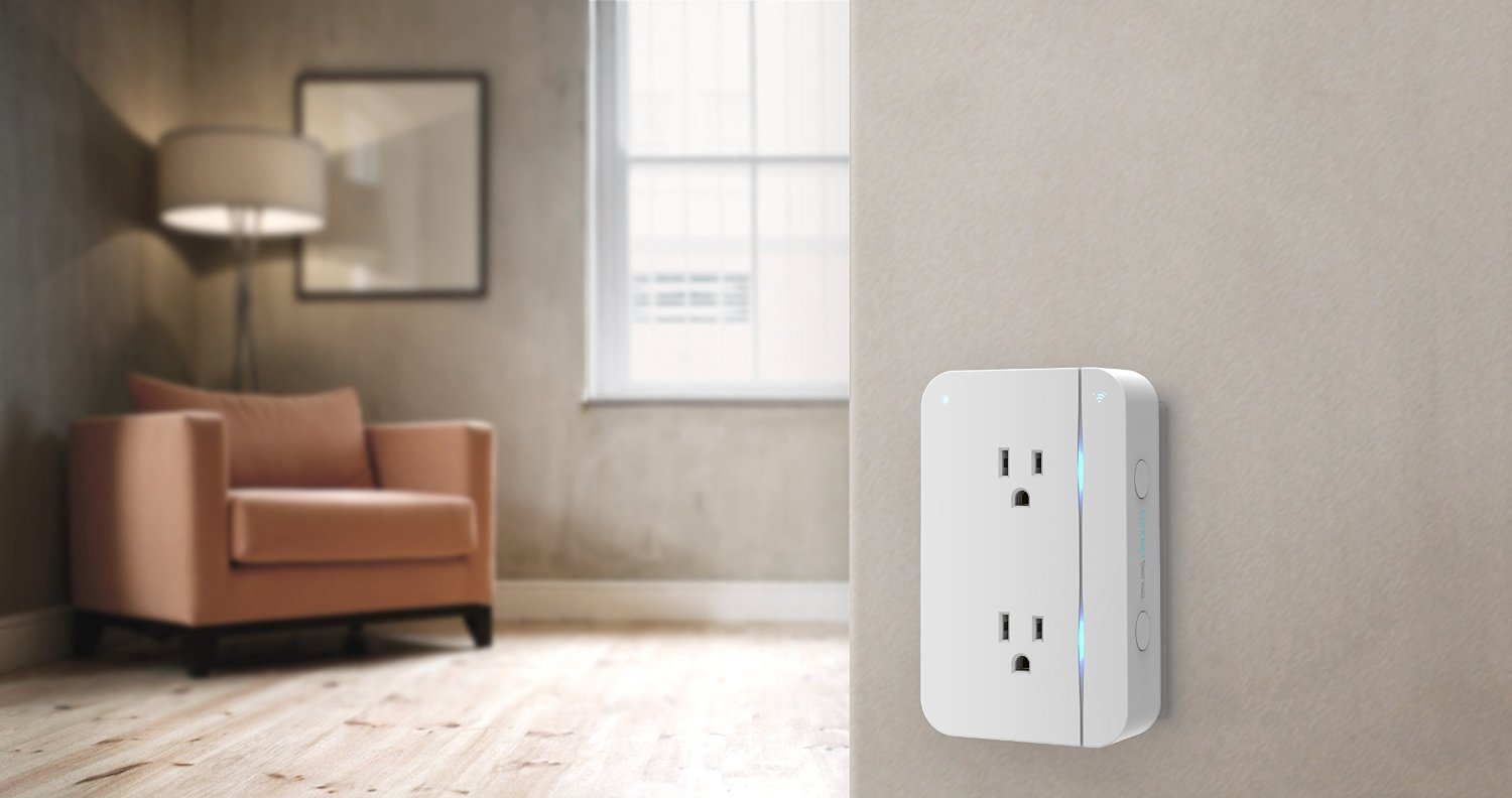 ConnectSense Smart Outlet – iOS 10 smart devices