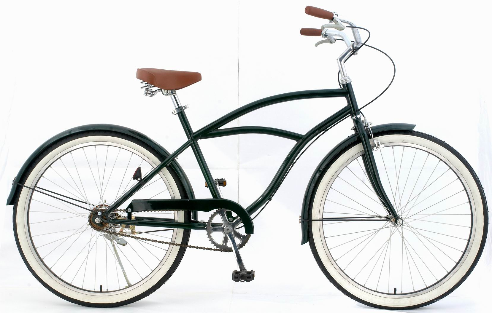 Cruiser – types of bicycle