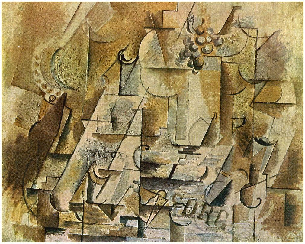 Cubism – art for men