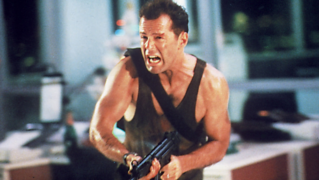 DIE HARD (1988)BRUCE WILLISCREDIT: 20th CENTURY FOX/COURTESY NEAL PETERS COLLECTION