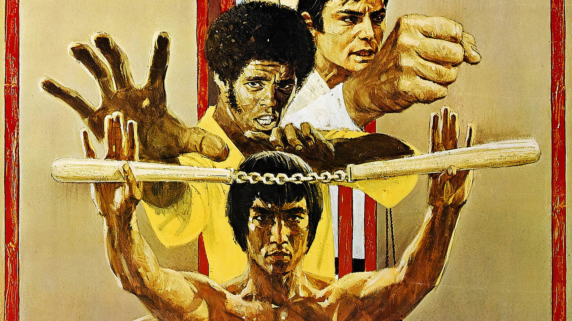 Enter the Dragon – best action movie