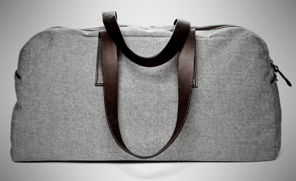 Everlane The Twill Weekender Bag for Men