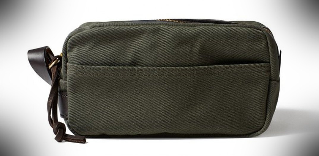 Filson Travel Kit – dopp kit essentials