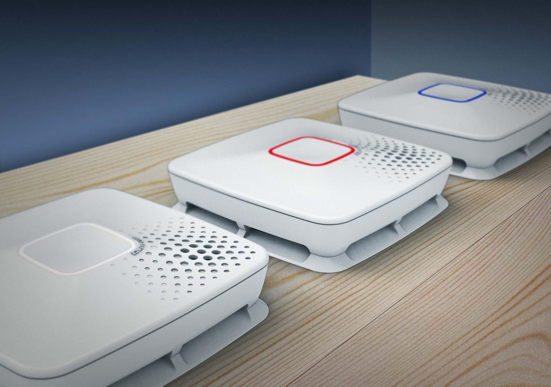First Alert ONELINK Wi-Fi Smoke + Carbon Monoxide Alarm – iOS 10 smart device
