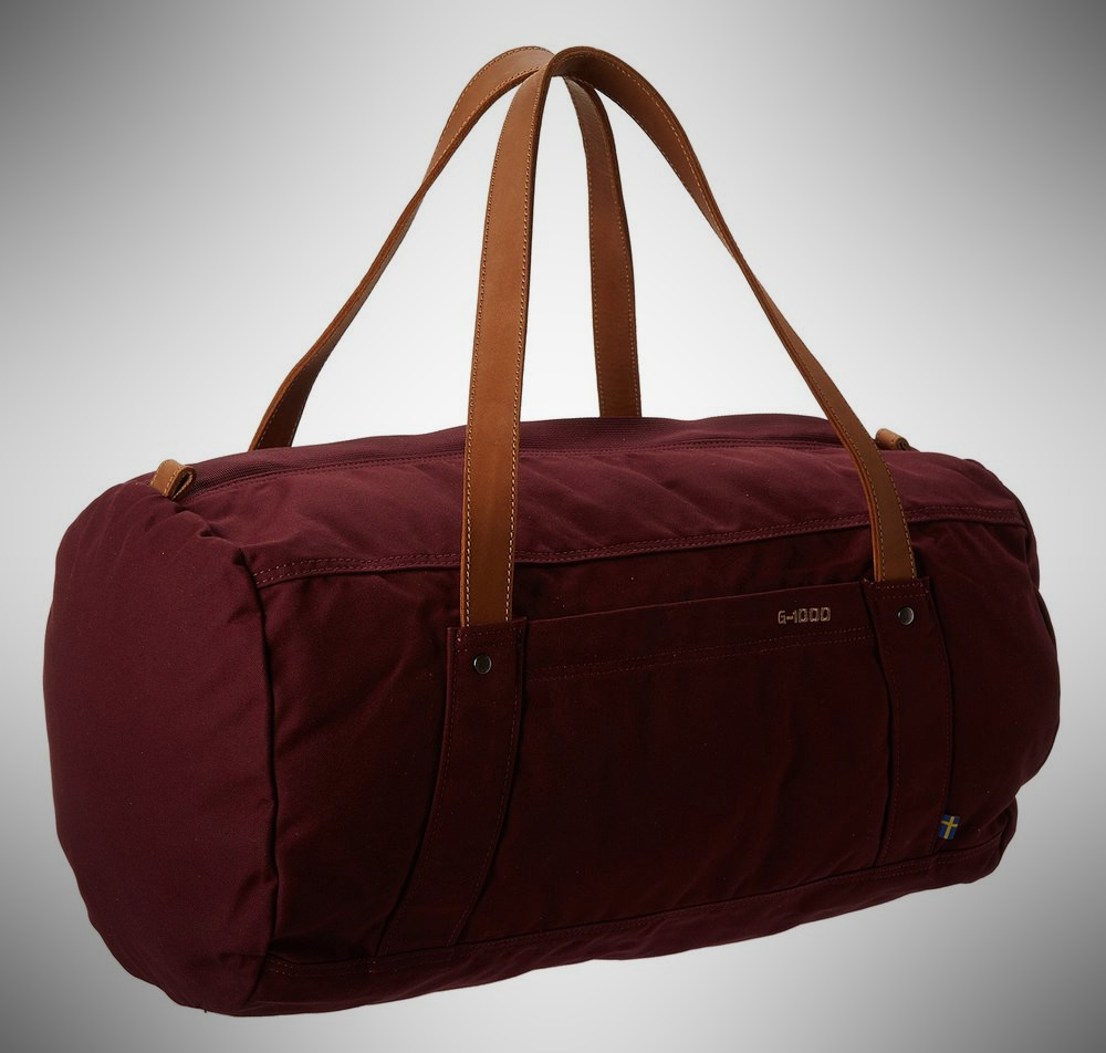 Fjallraven Duffel No.4 – weekender bag for men