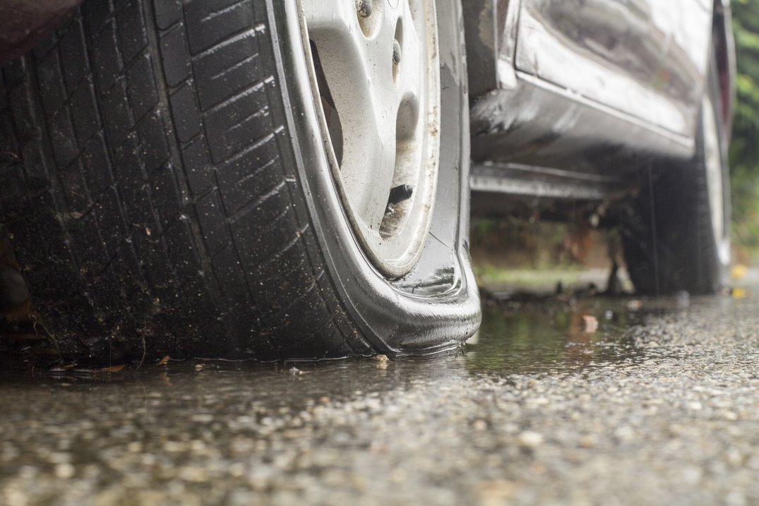 Flat Tire – driving tips