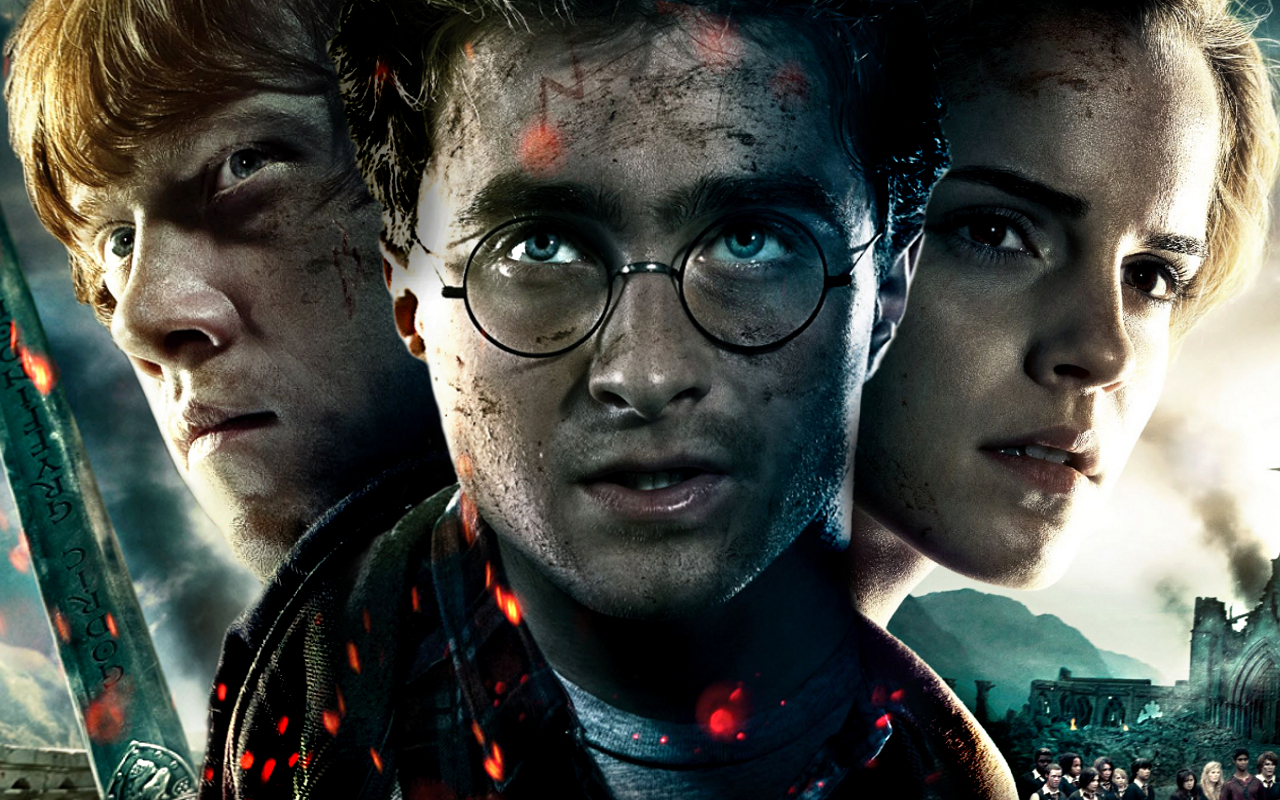 Harry Potter – book to screen adaptation