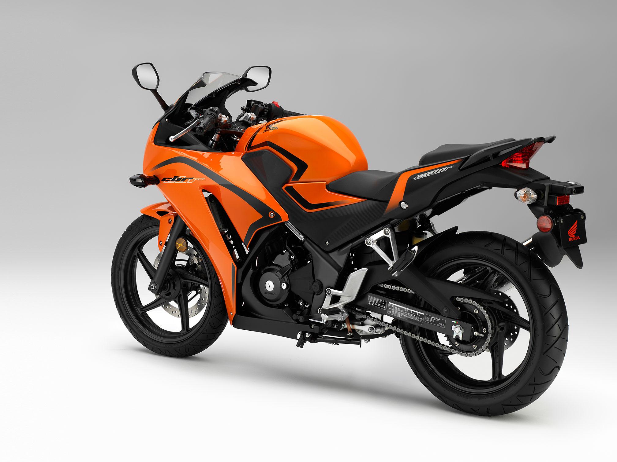 Honda CBR300R – best import motorcycle