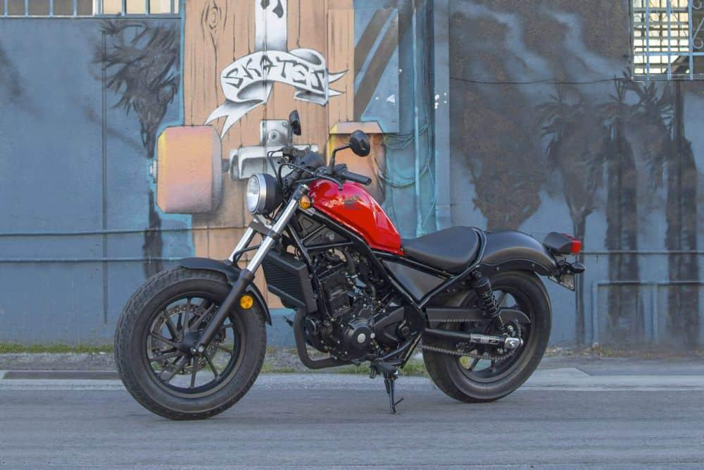 Honda Rebel 300 retro motorcycle The 16 Best Retro Motorcycles Make Bikes Great, Again