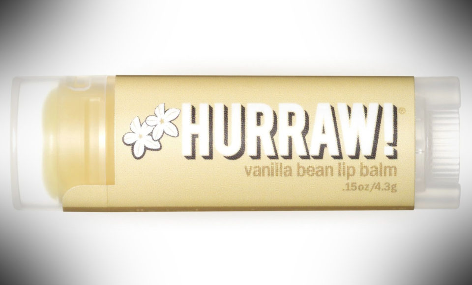 Hurraw Lip Balm - dopp kit essentials