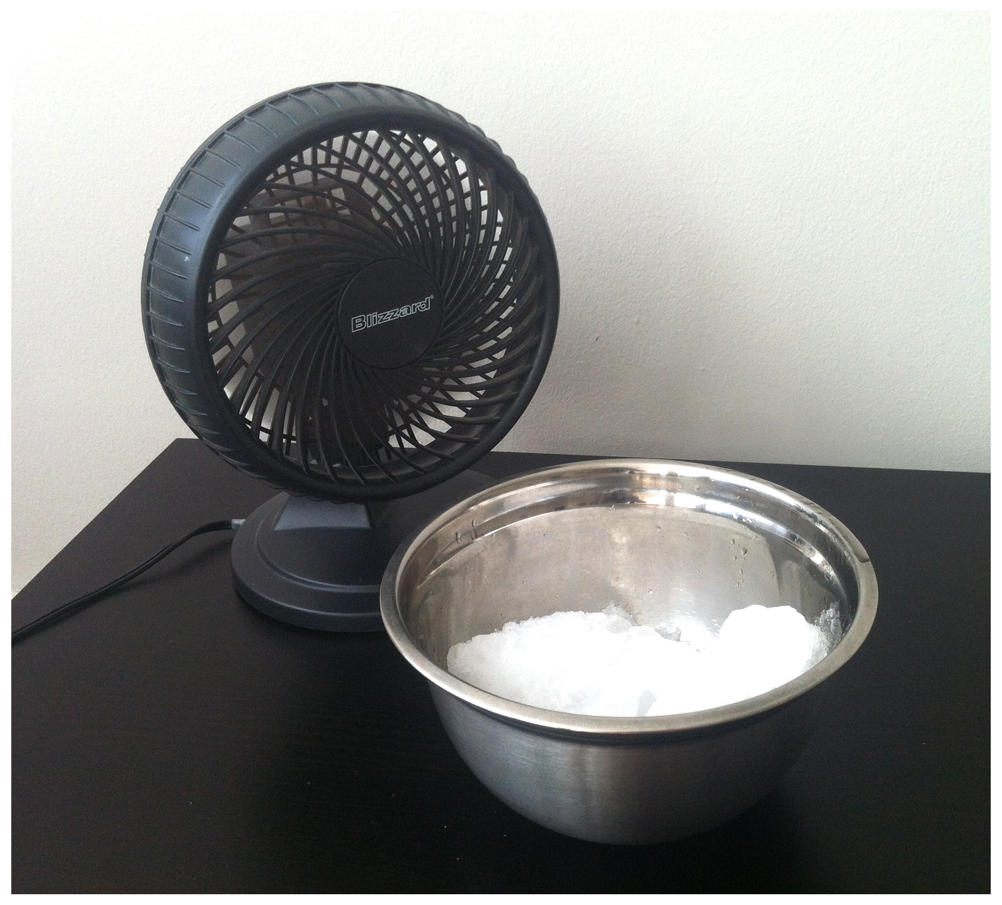 Ice Your Fans – cool your home in the summer