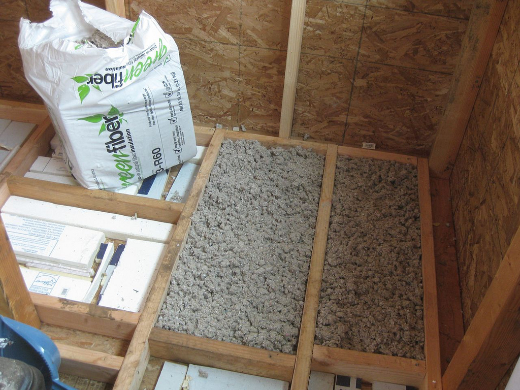 Insulate On The Cheap – make your home green