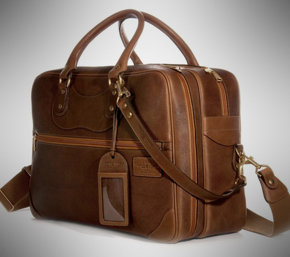 J. Panther Luggage Company Perfect Weekender Bag