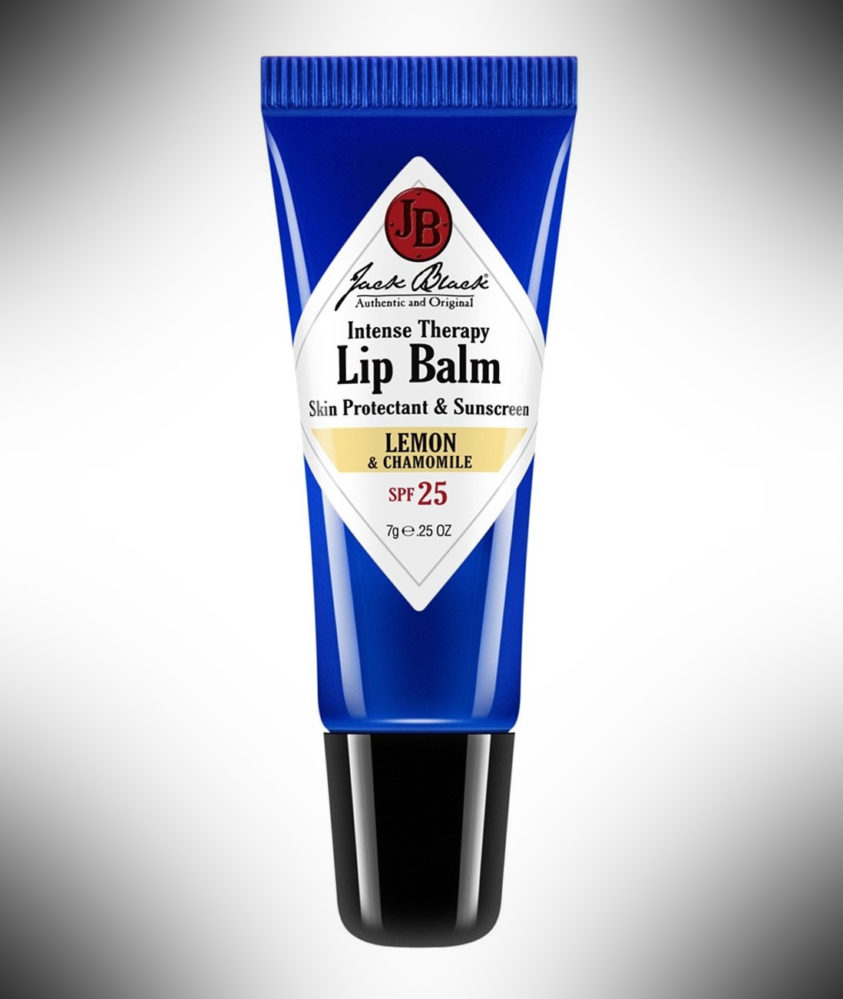 Jack Black Intense Lip Therapy - dopp kit essentials