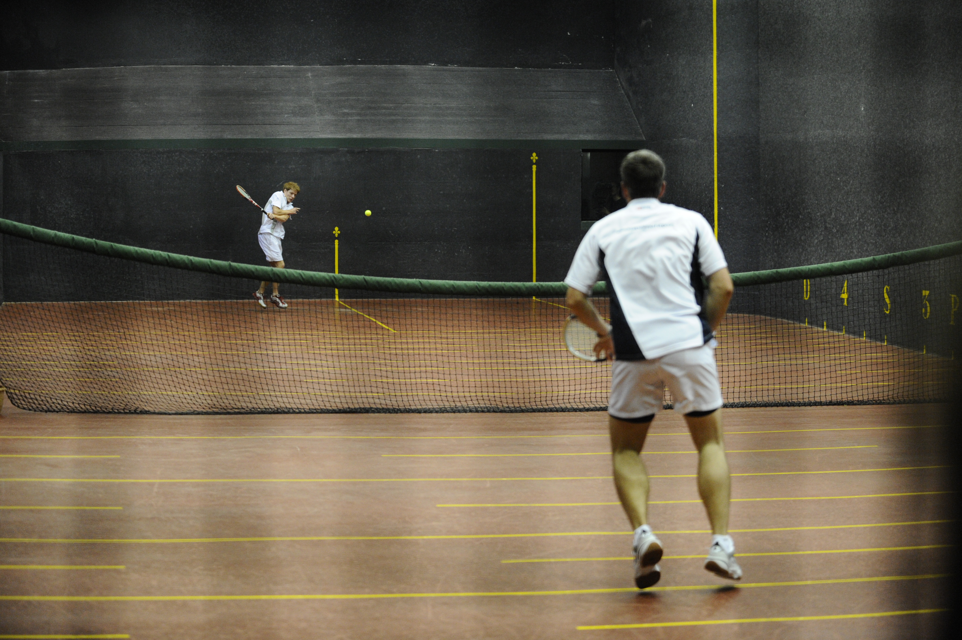 GAMES/REAL TENNIS WORLD CHAMPIONSHIP 2008