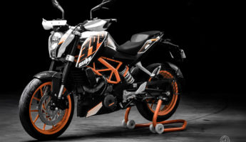 KTM Duke 390 retro motorcycle 345x200 The 16 Best Retro Motorcycles Make Bikes Great, Again