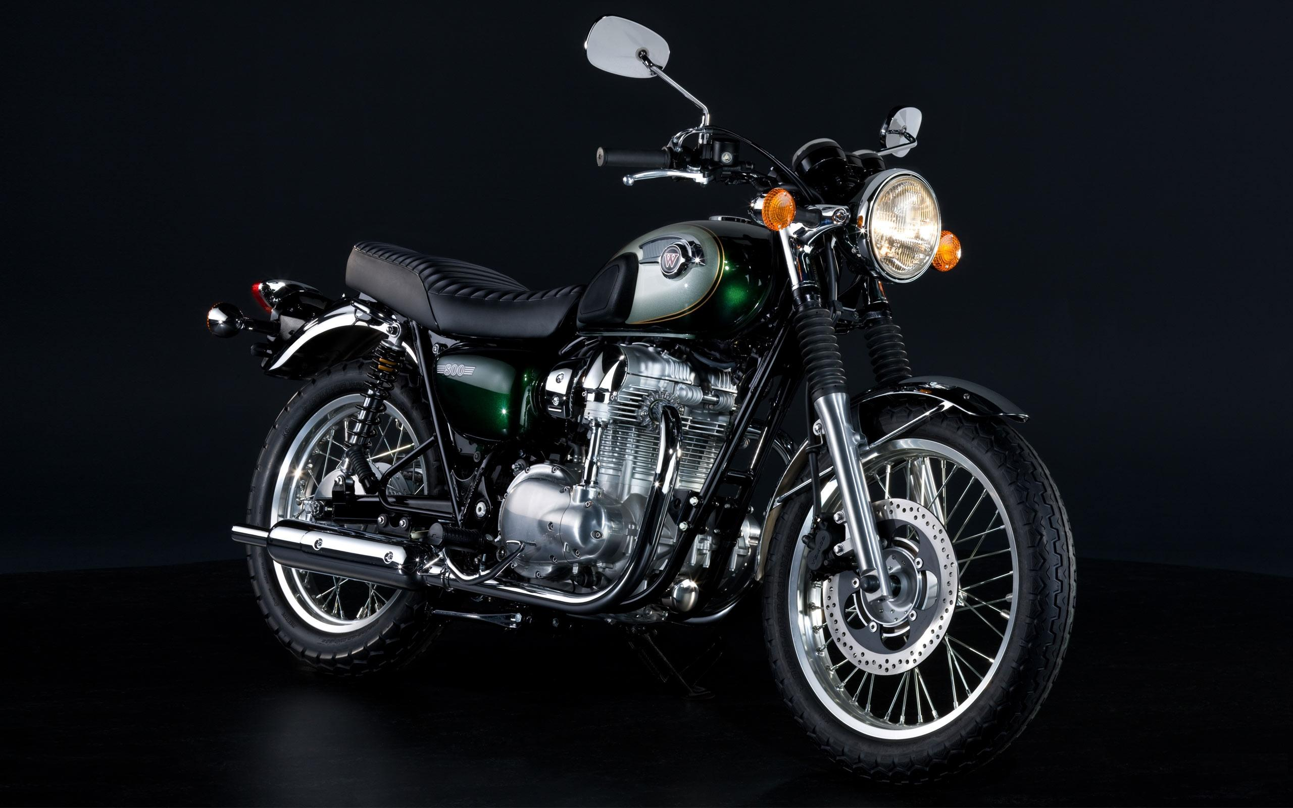 Kawasaki W800 – retro motorcycle