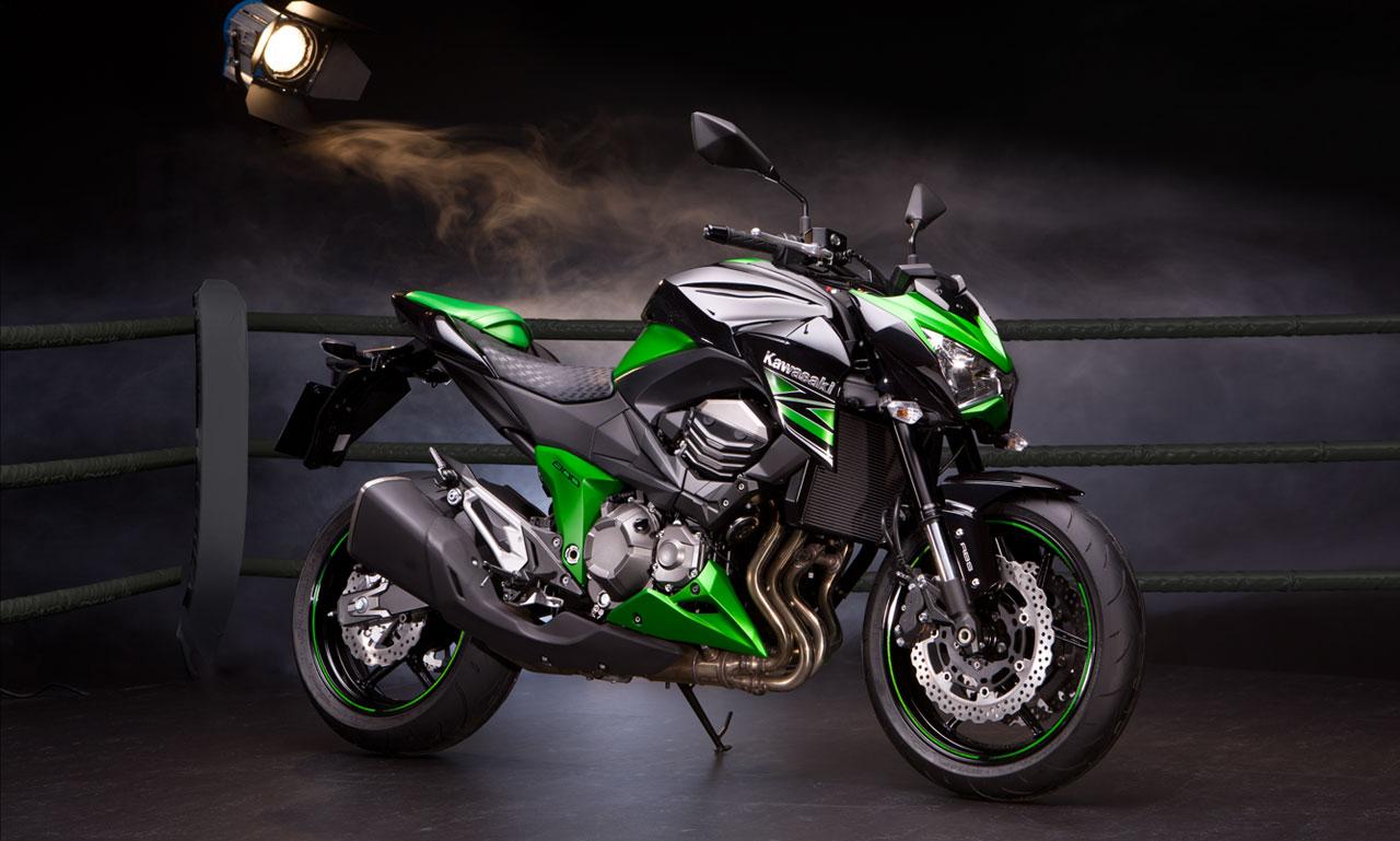 Kawasaki Z800 – best import motorcycle