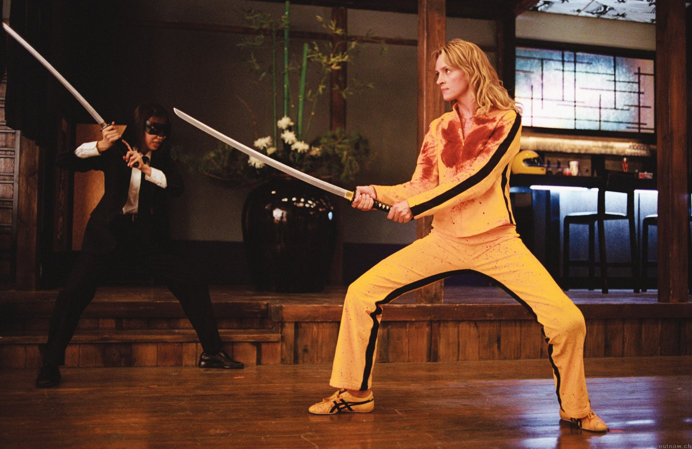 Kill Bill Volume 1 – best action movie