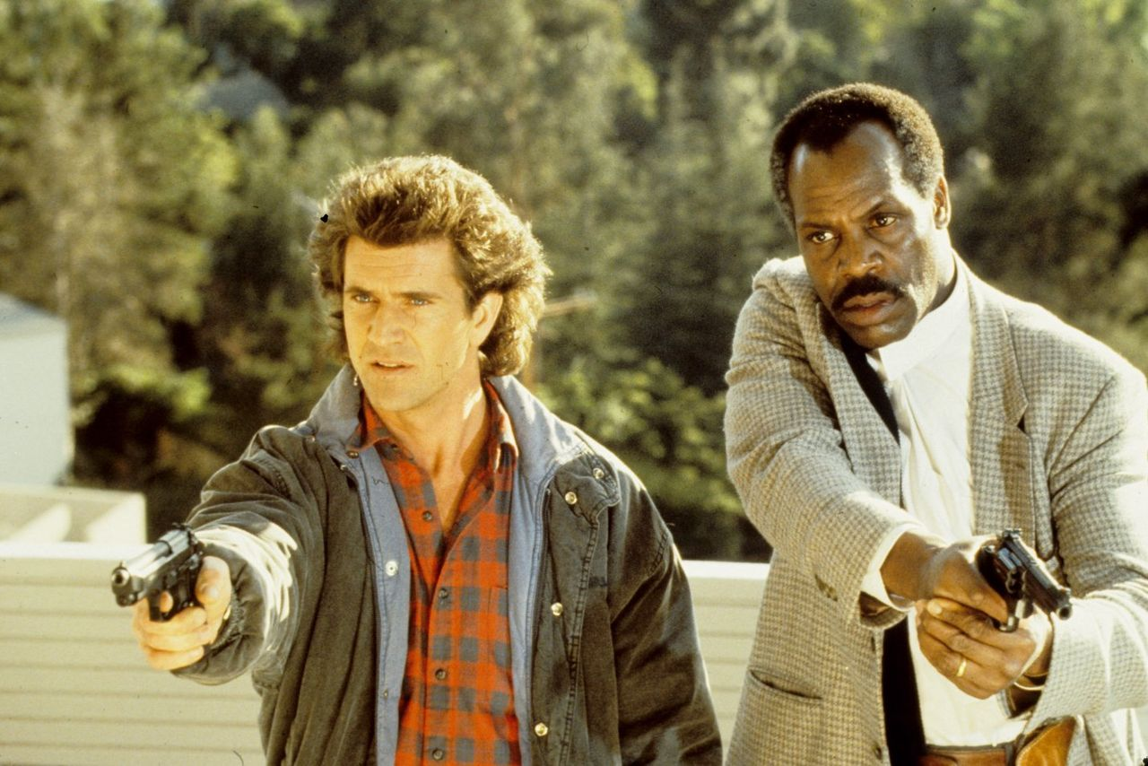 Lethal Weapon – best action movie for men