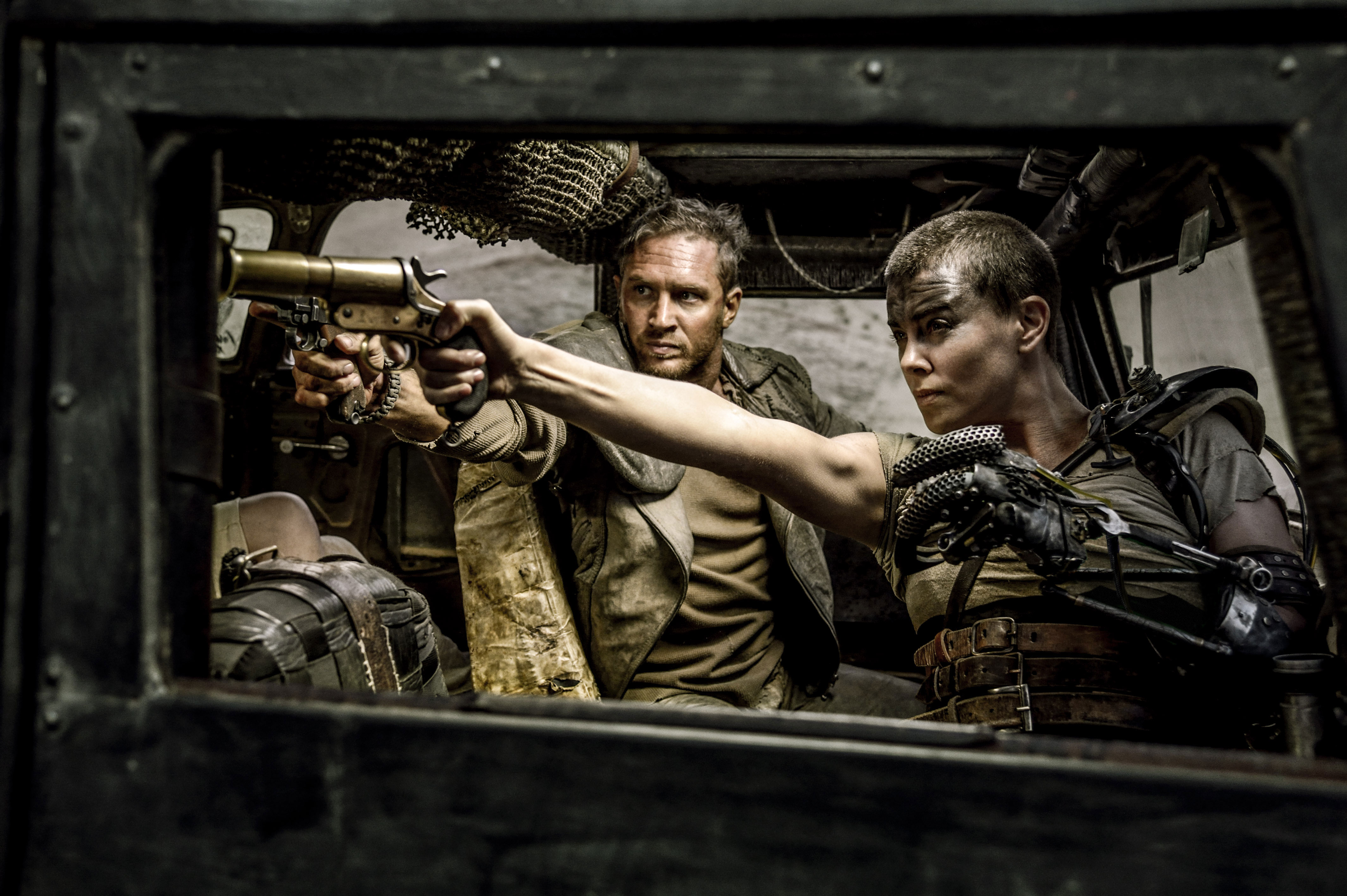 Mad Max: Fury Road – best action movie for men