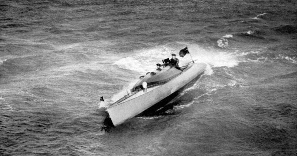Motorboating – strange olympic sport