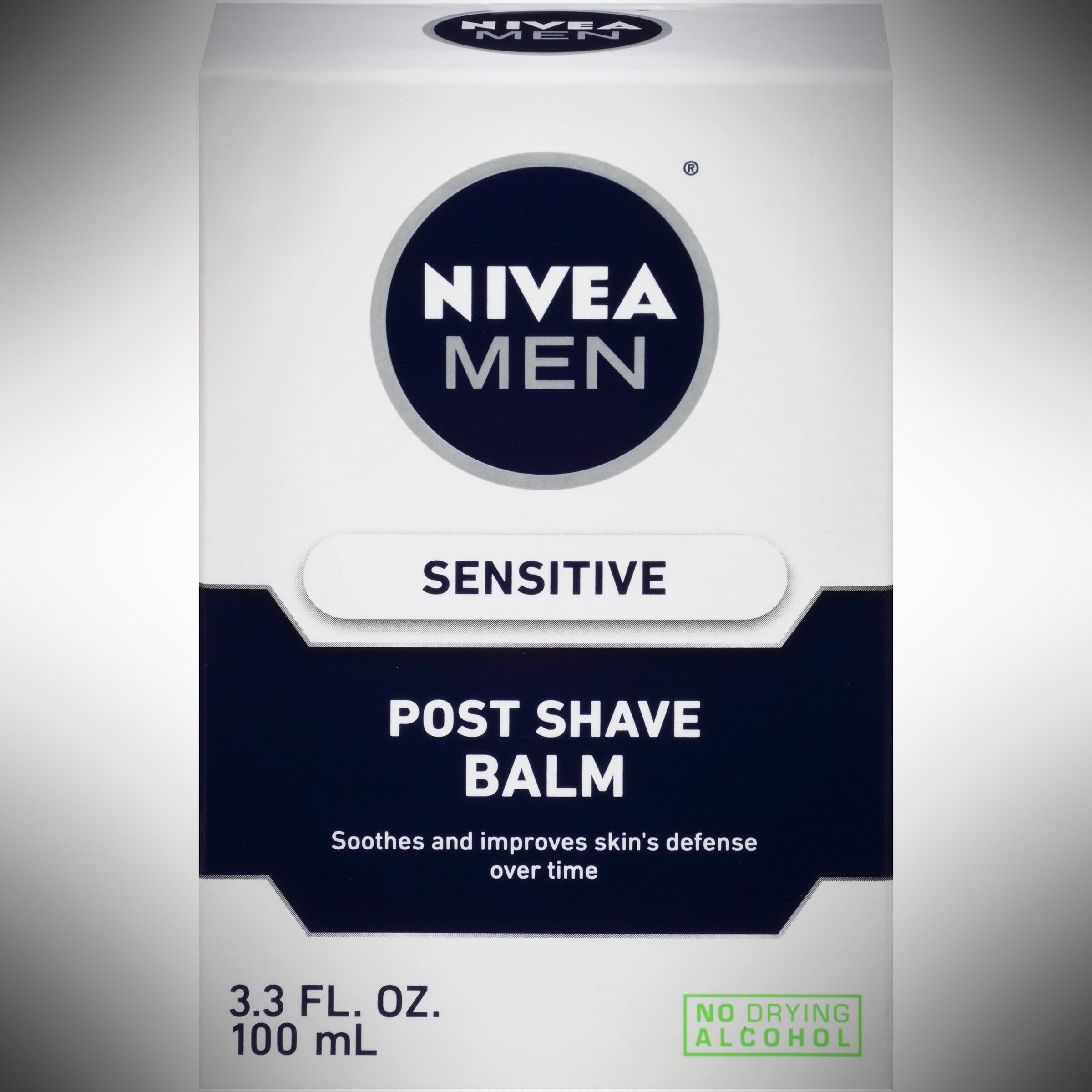 Nivea Men Sensitive Post Shave Balm – dopp kit essentials