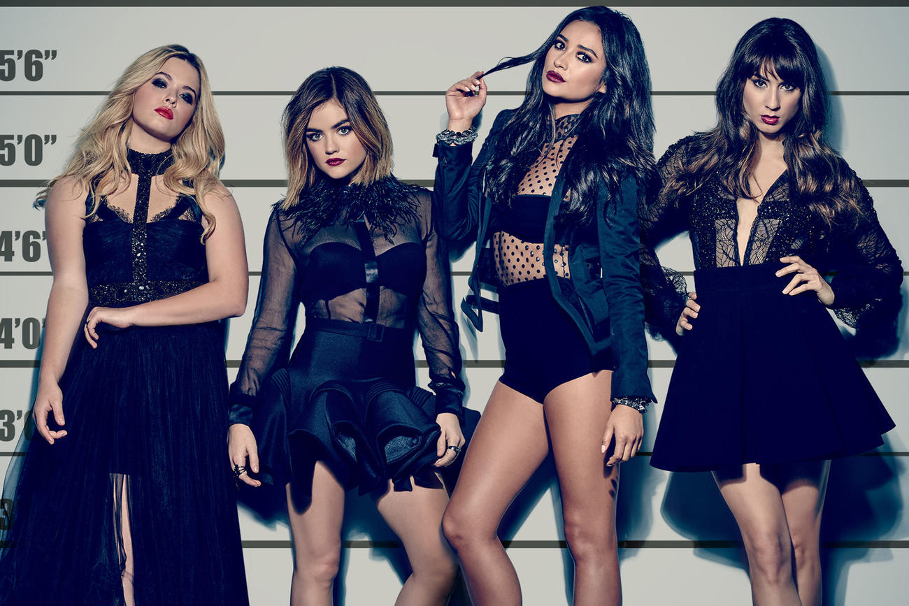 Pretty Little Liars – book to screen adaptation