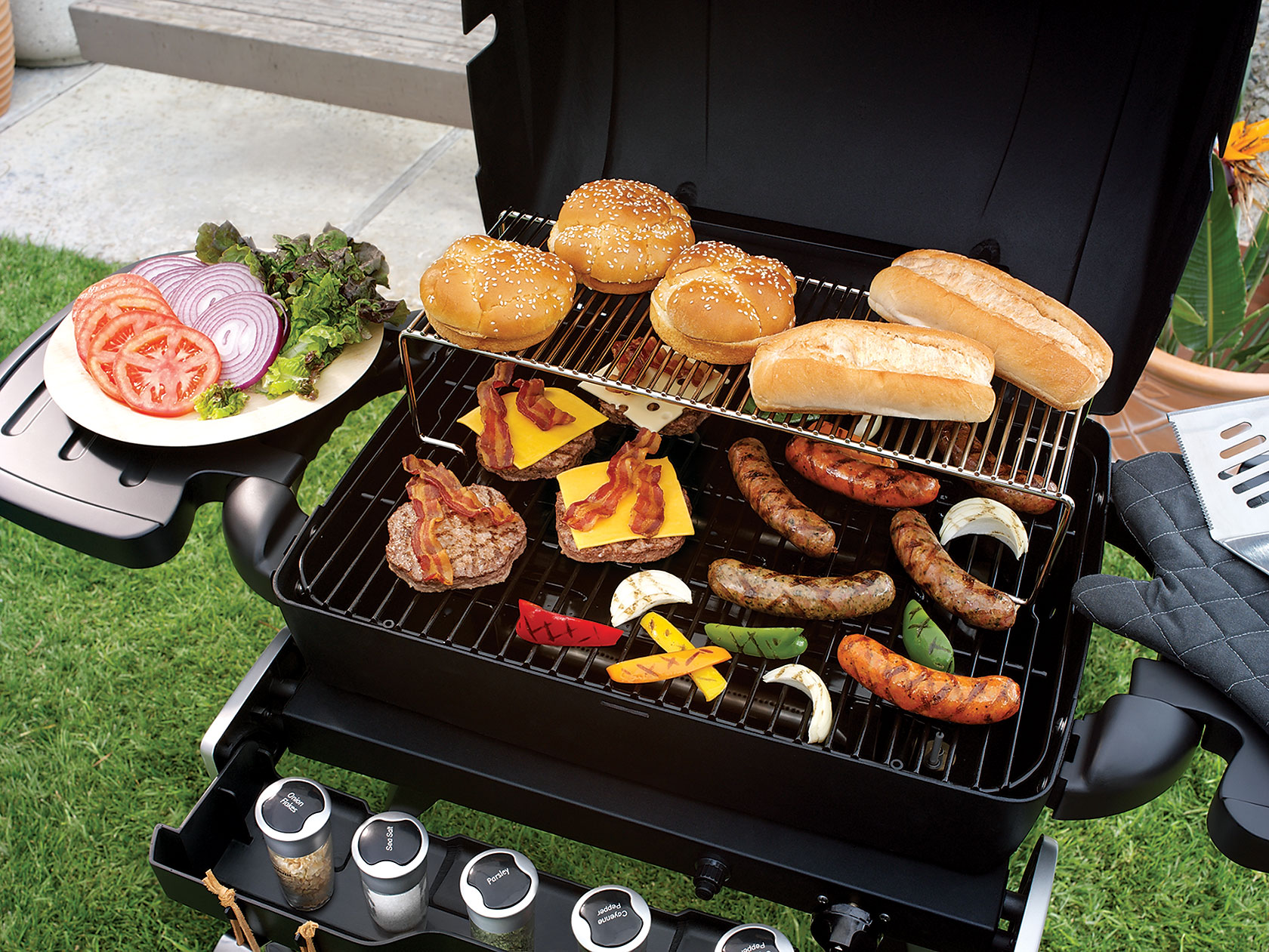 Quit Cooking – cool your home in the summer