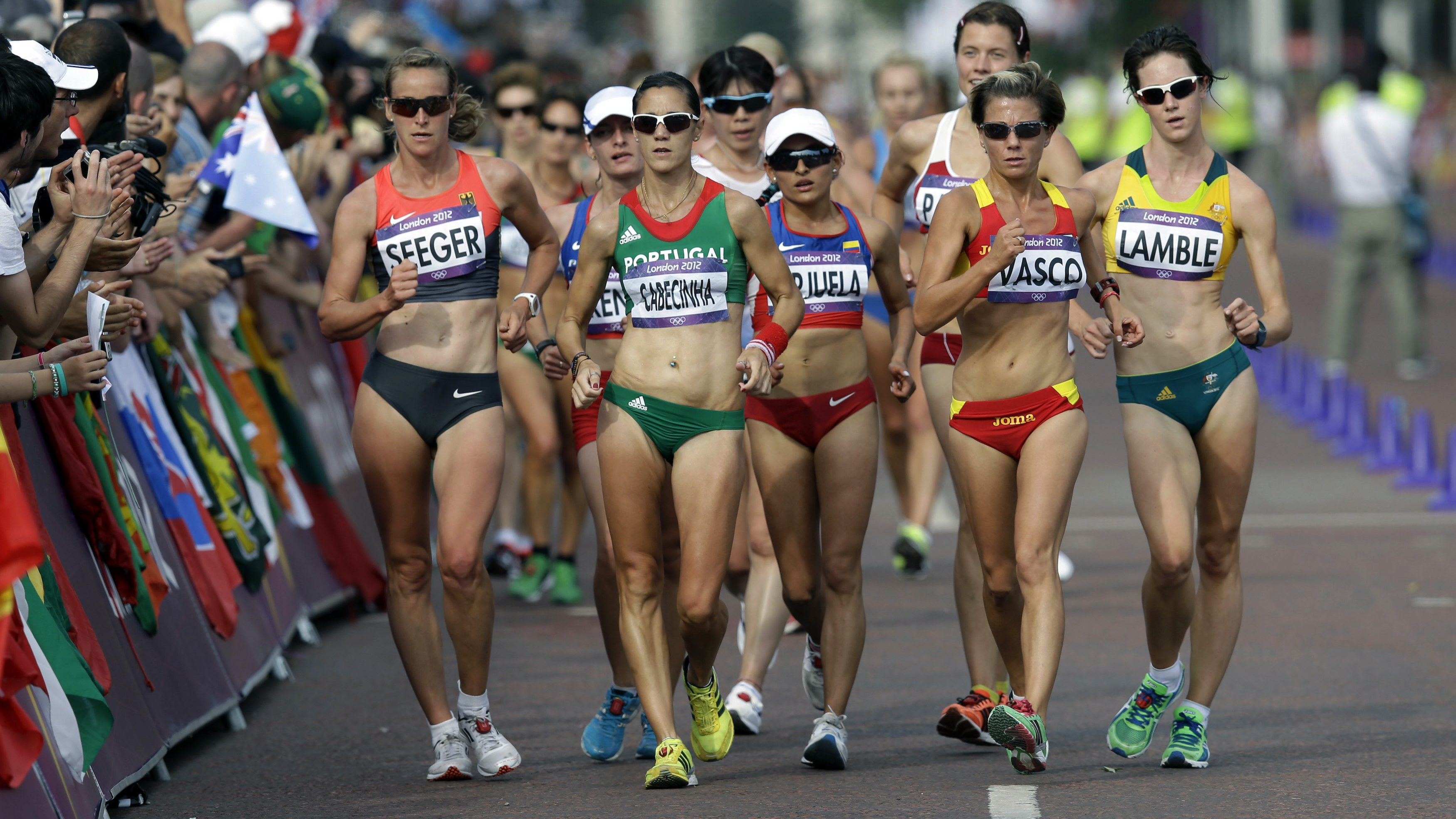 Race Walking – strange olympic sport