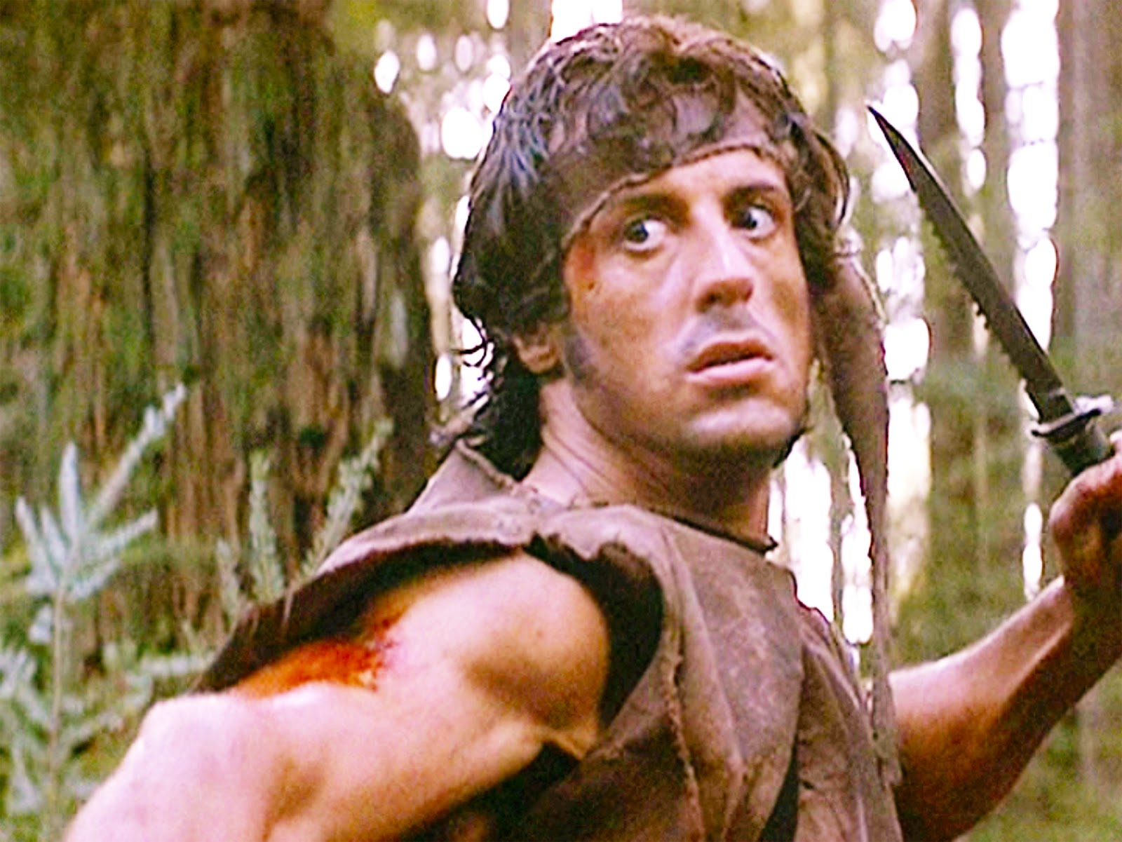 Rambo: First Blood – best action movie