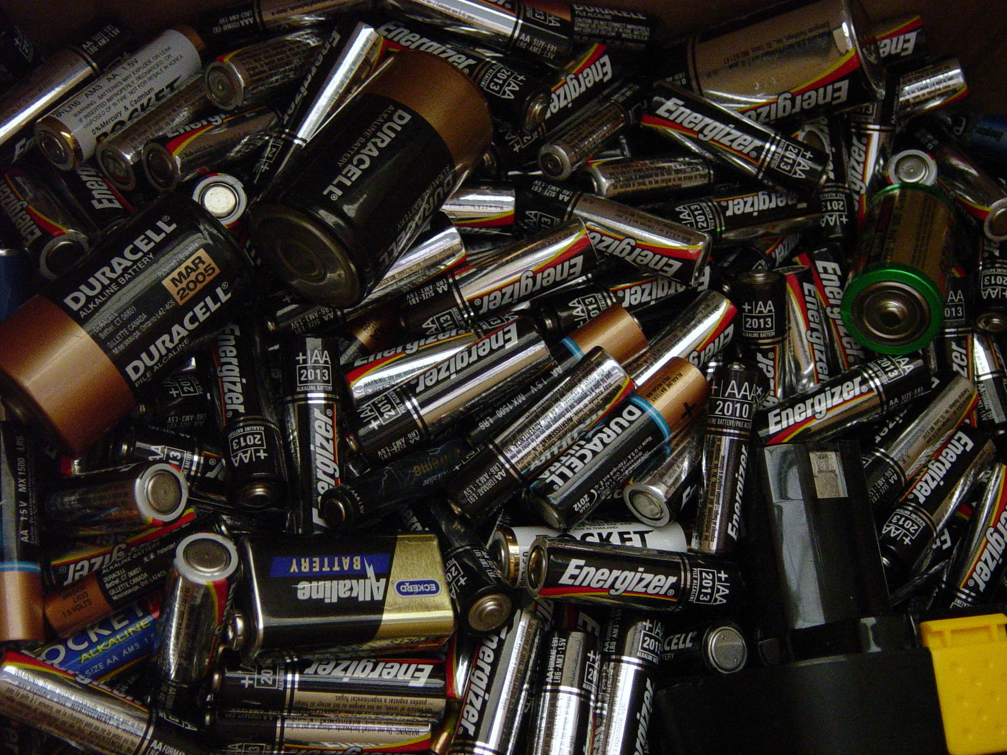 Recycle Your Batteries – make your home green
