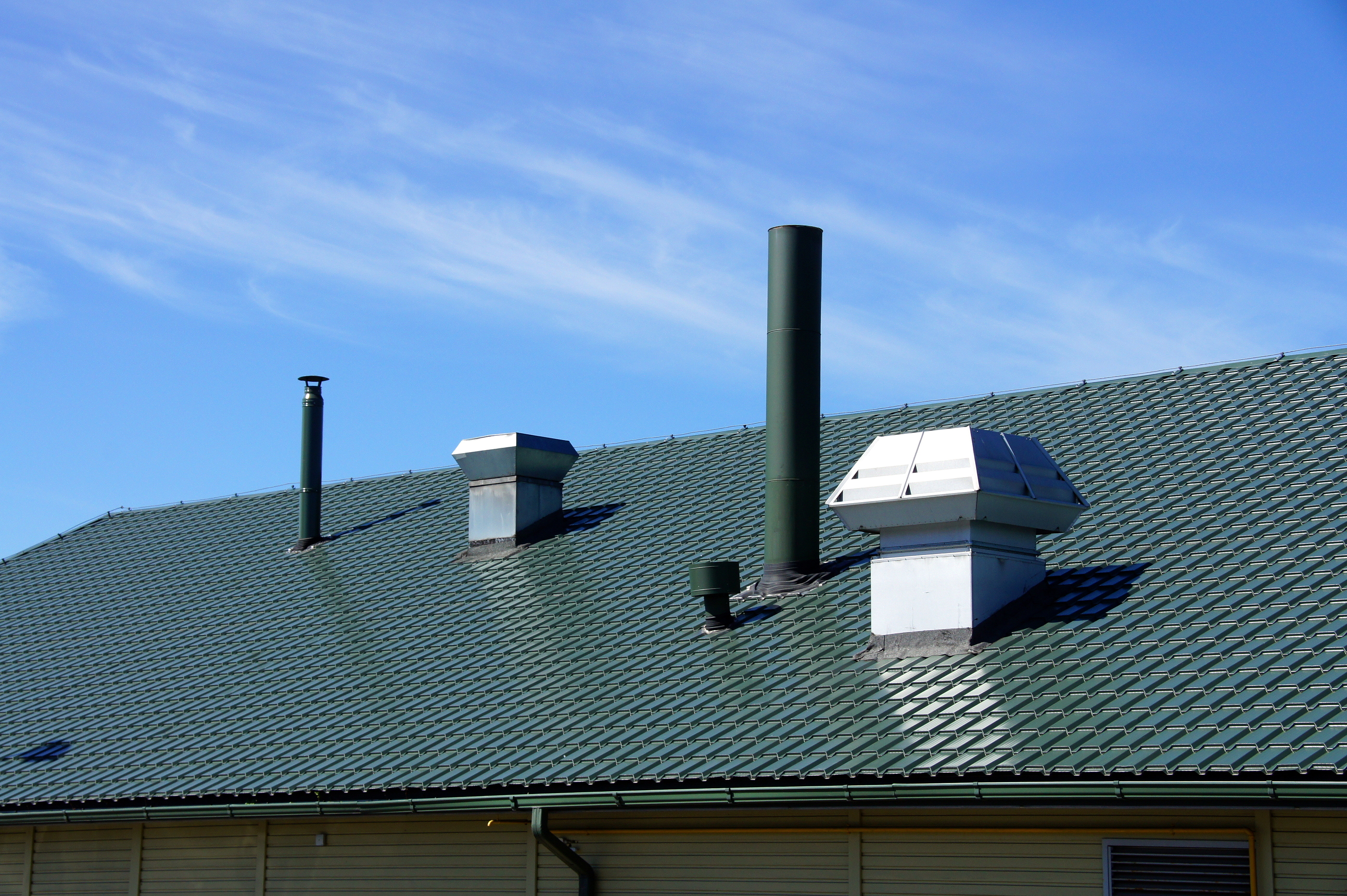 Roof Vents – cool your home in the summer