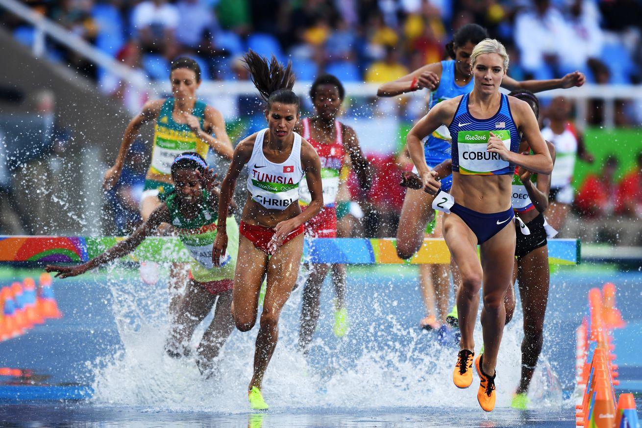 Steeplechase – strange olympic sport