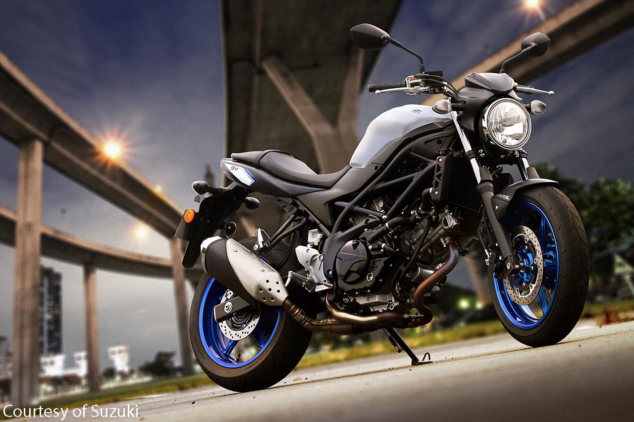 Suzuki SV650 – best import motorcycle