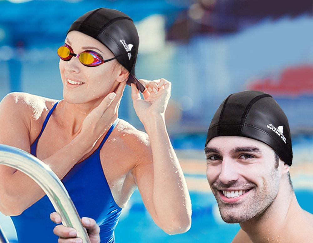Swim Cap – protect your hair