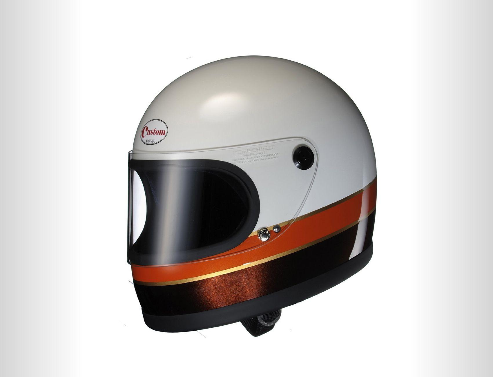 Tachibana GT-750 Grand Prix - vintage moto helmet