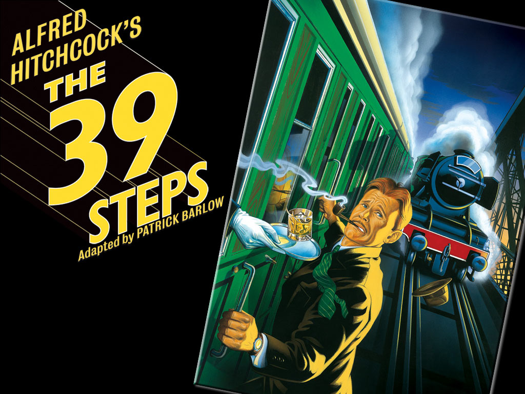 The 39 Steps – book to screen adaptation