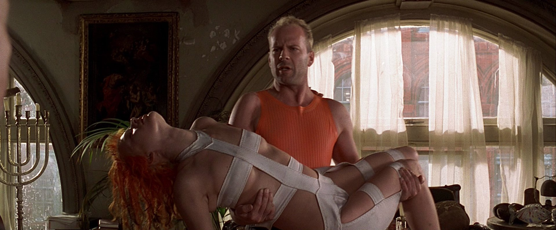 The 5th Element – best action movie
