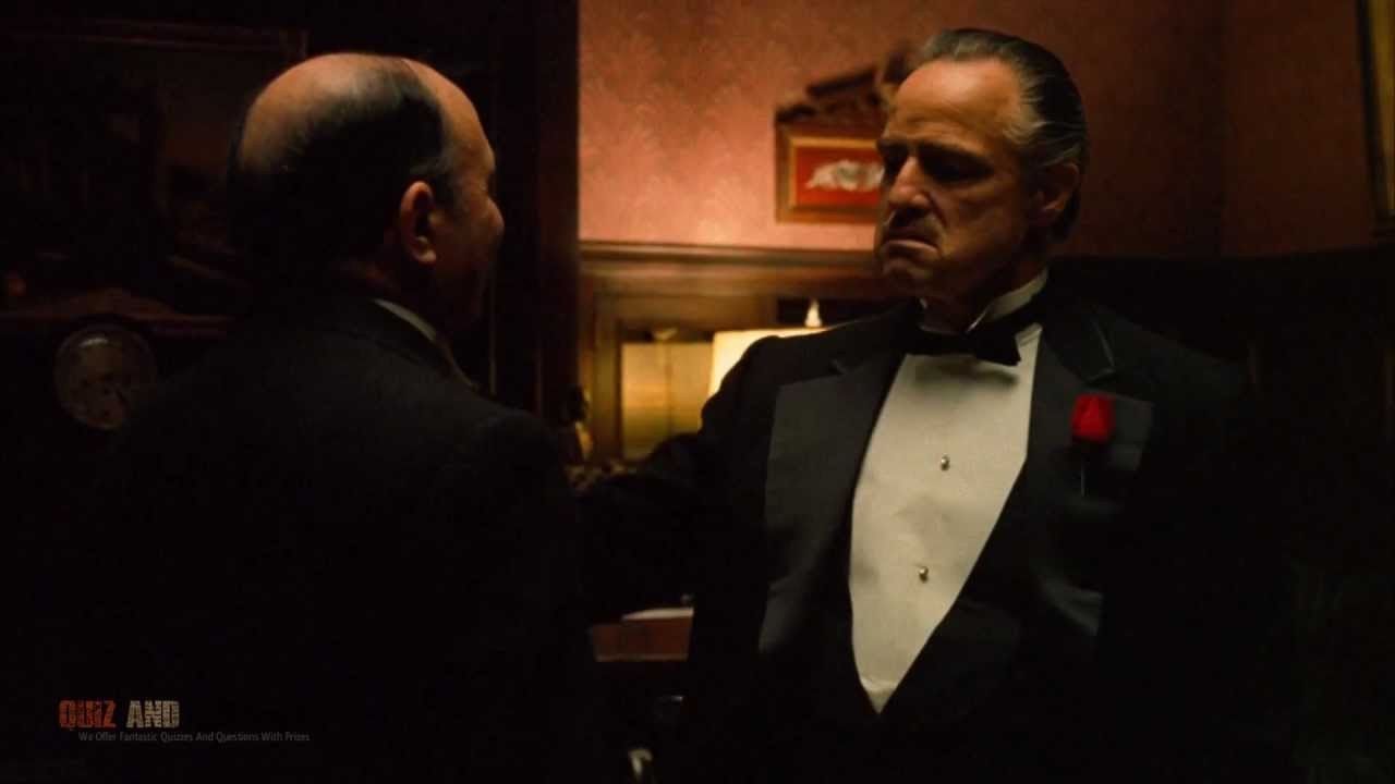 The Godfather – book to screen adaptation