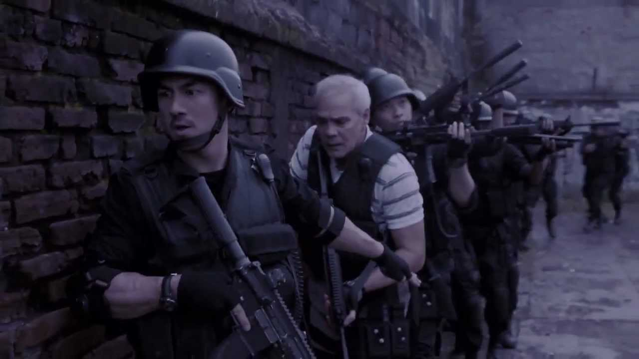The Raid: Redemption – best action movie
