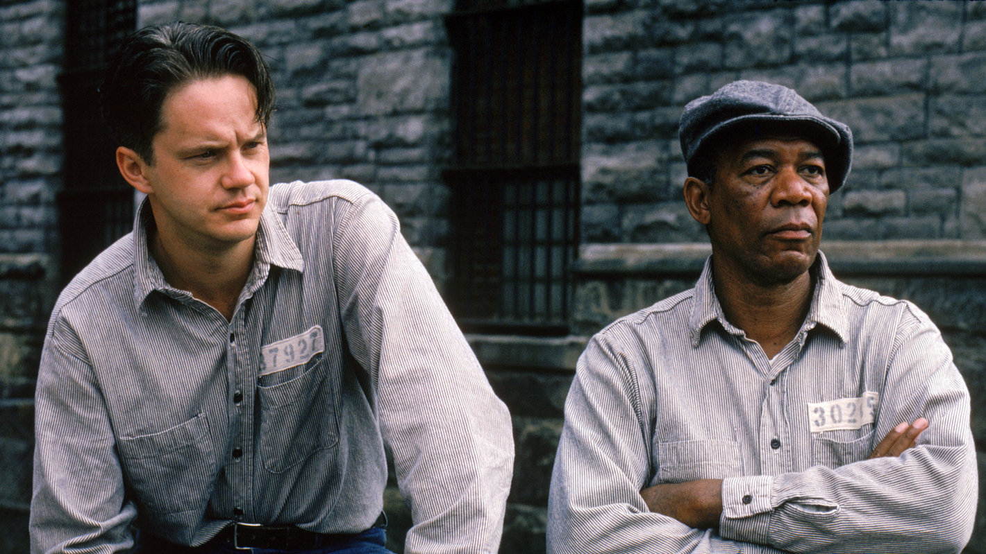 The Shawshank Redemption – book to screen adaptation