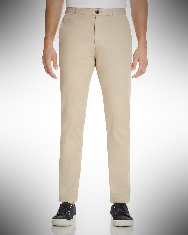 Theory Men's Zaine Patton – summer dress pants for men